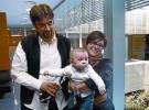 El IVI presenta al primer bebé nacido tras una selección con el EmbryoScope