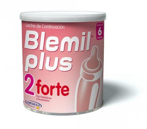 Ordesa renueva la fórmula de Blemit Plus 2 Forte