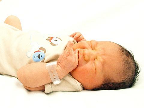 Mi bebé el más guapo, lo dicen las enfermeras
