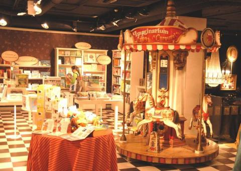 Imaginarium abre su mayor tienda en la Milla de Oro madrileña