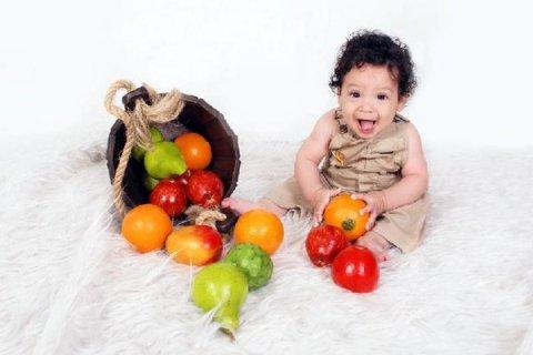 la fibra, necesaria en la dieta del bebe