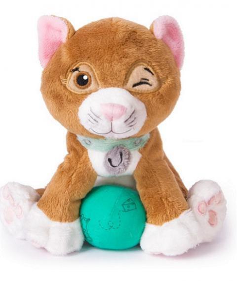 Dogz y Catz son las nuevas mascotas de peluche para tu bebé