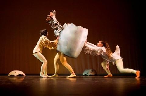 Un patito no tan feo, danza y teatro para los más pequeños
