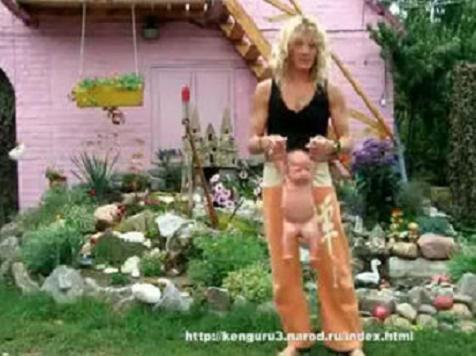 Yoga para bebés: maltrato o fake