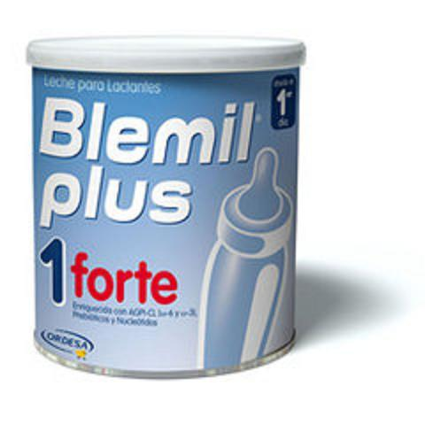 Retirado un lote de Blemil Plus Forte 1