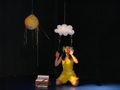 Teatro para bebés: El Viaje de Alegría y Duendín