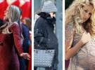 Los embarazos de las famosas y sus antojos