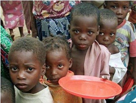 Manos Unidas contra la mortalidad infantil en el mundo