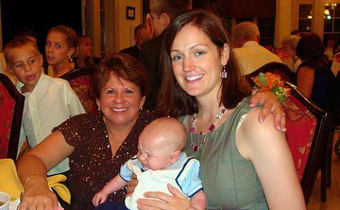 Celebraciones con bebés, niños y adultos