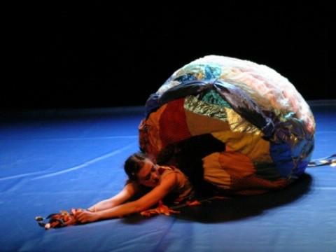 Teatro para bebés en Teatralia 2011
