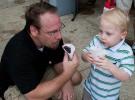 La depresión paterna puede favorecer malos comportamientos hacia los hijos