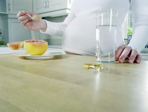 El hierro en el embarazo influye en el peso del bebé