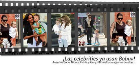 Celebrities que usan Bobux
