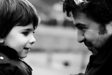 Padres activos, hijos felices