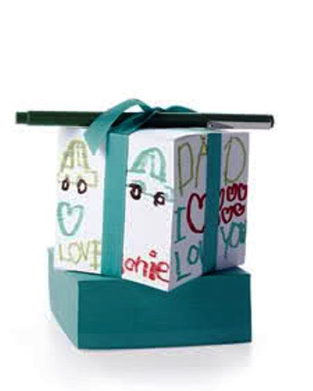 Ideas para el Día del Padre: Set de oficina decorado