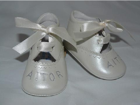 Peukito, zapatos personalizados para el bebé