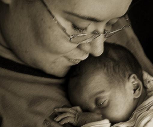 La alegría de ser madre, historias de sueños cumplidos