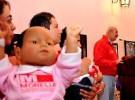 Aprender a ser mamá con un bebé virtual