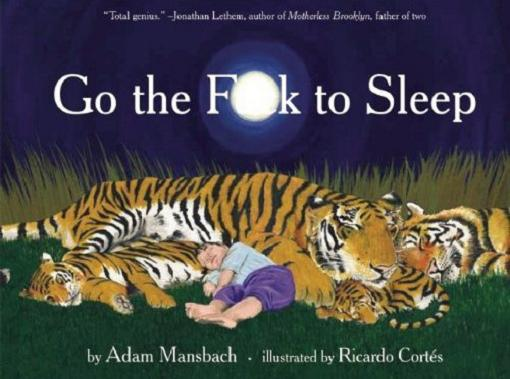 Go the fuck to sleep, un controvertido bestseller