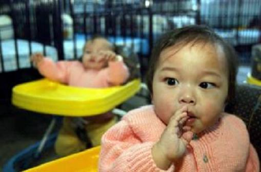 Los orfanatos en China ya no son habitaciones de la muerte