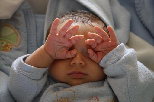 La siesta es importante para el bebé