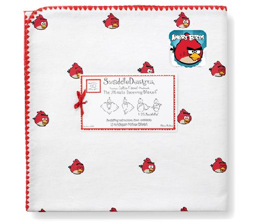 Productos para bebés de Angry Birds