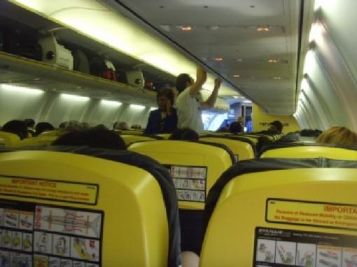 Ryanair no embarca embarazadas sin certificado médico