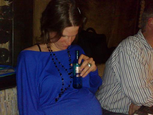 Alcohol y embarazo son incompatibles