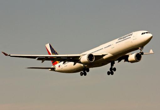 Una mujer da a luz en un vuelo de Philippine Airlines