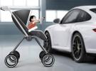 Los bebés tendrán su propio Porsche