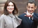 Carla Bruni y Sarkozy padres de una niña
