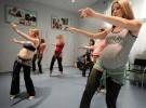 Los beneficios de la danza del vientre en el embarazo