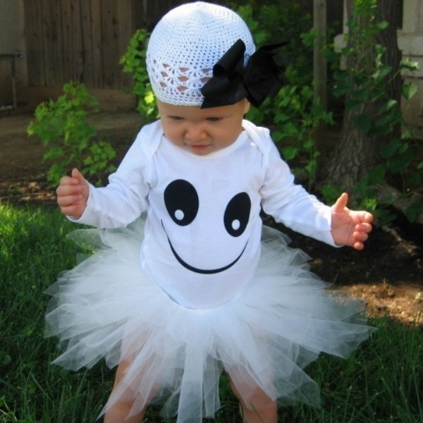 disfraz de halloween para el bebé