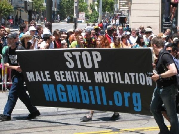 La mutilación puede causar daños irreparables