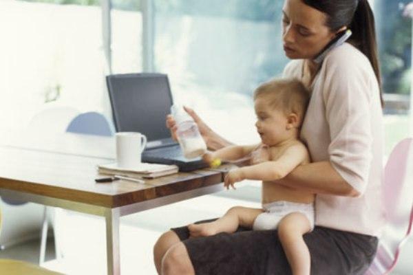 crear una ley para las madres trabajadoras