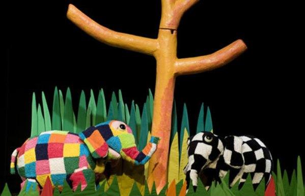 elmer, el elefante para bebes