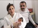 Los primeros nacimientos del 2012