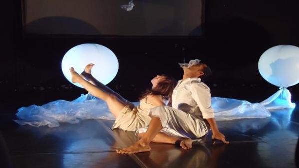 Río de Luna, teatro y danza para bebés