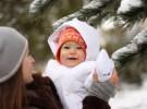 Pasear con los niños en invierno