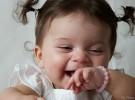 A los seis meses el bebé entiende palabras