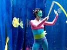 Teatro para bebés: Milonga bajo el mar