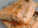 El salmón durante el embarazo