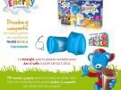 Prueba y comparte los productos de Nestlé Bebé