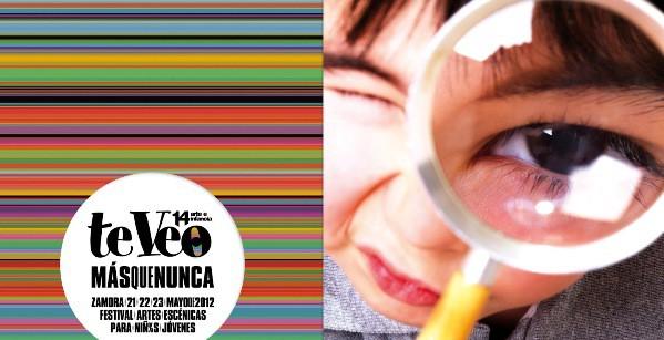 Encuentros Te Veo, teatro para bebés y niños en Zamora