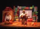 Teatro para bebés: Apareció