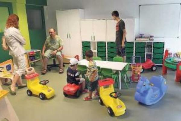 Incorporación de un centro infantil en campus universitario