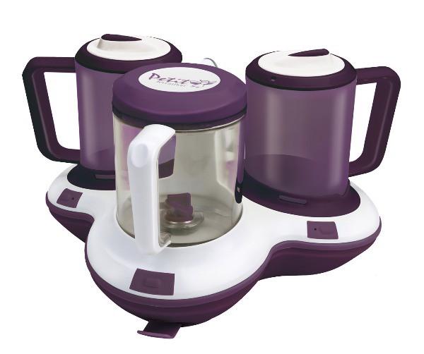 Robot de cocina para beb s petit gourmet de terraillon for Robot cocina bebe opiniones