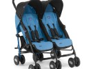 Nueva silla gemelar de Chicco: Echo Twin Sapphire