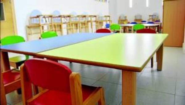 Una guardería en Cáceres, a la caza de alumnos