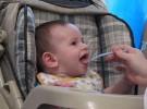 Según un estudio los bebés que tienen una dieta sana llegan a tener mayor coeficiente intelectual
